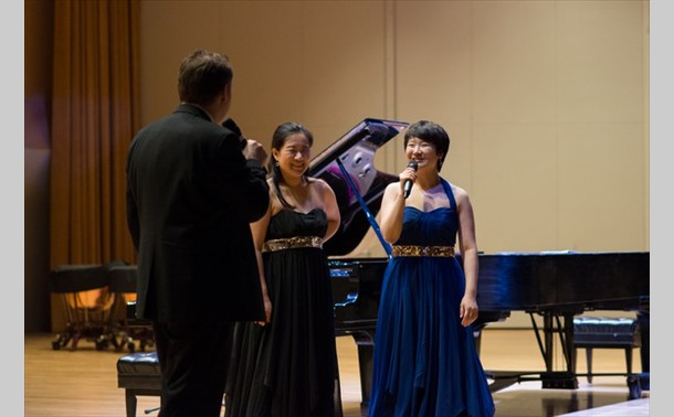 2014  Season Classical Master Concert, Erik Ochsner  with Duo Yoo & Kim
