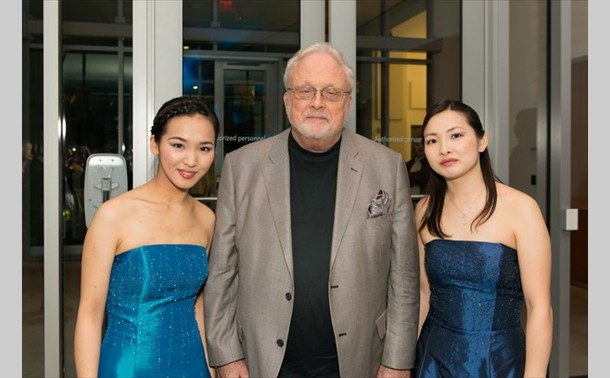 2014 Season 21st Century Masters Concert Duo Yamamoto with William Bolcom