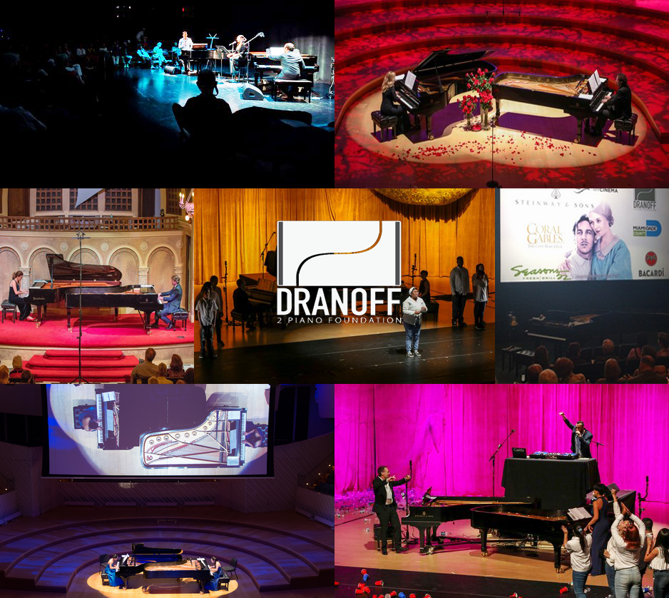 Dranoff 2 Piano Foundation