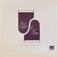The Art of Two - The 12th Dranoff International 2 Piano Competition 2013 Winners